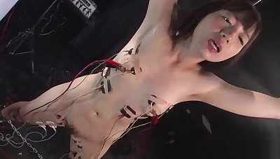 Electro throes Asian Girl Japanese - 5
